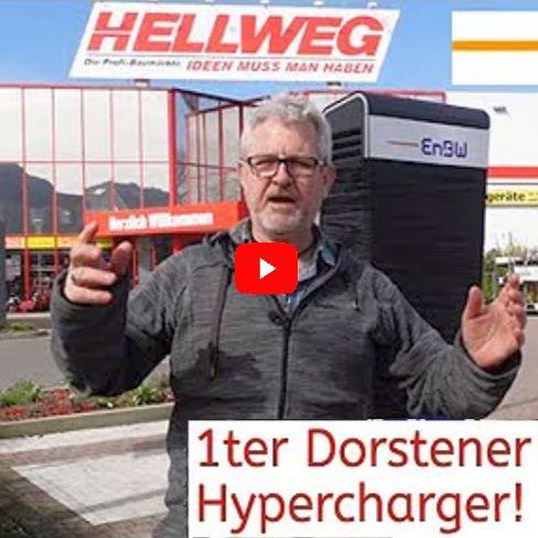 Ruhrpott Heinz aus Wulfen am ersten Dorstener Hypercharger