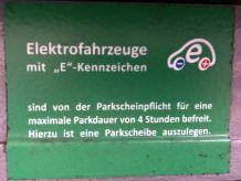 Parkscheinautomat Oberhausen