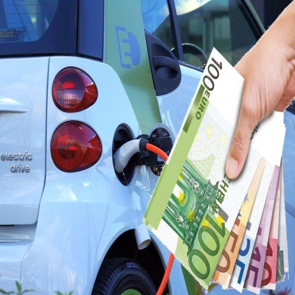 Bis zu 162 Euro jährlicher Zuschuss für das E-Auto